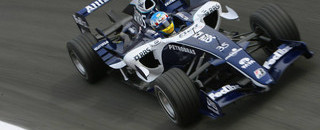 Formula 1 Wurz remains fastest on Chinese GP Friday