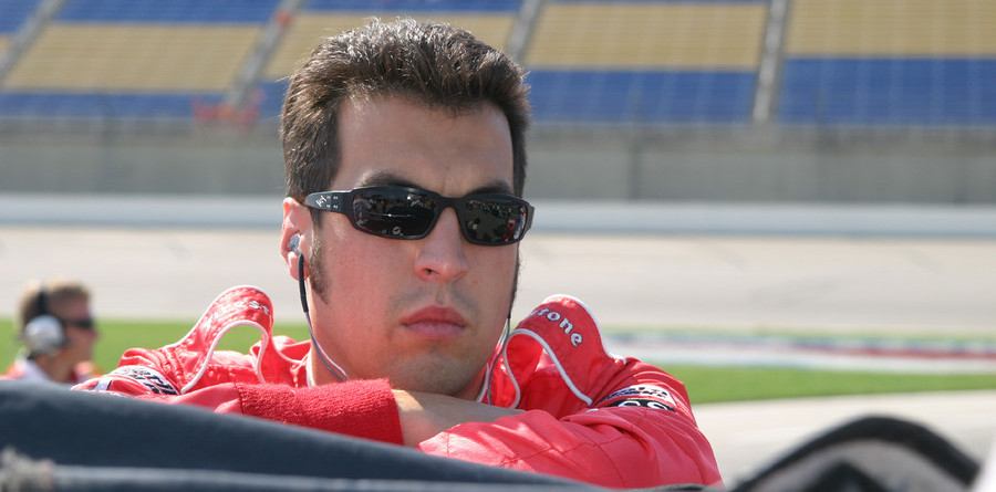 IRL: Hornish's racing future focused on NASCAR