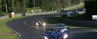 Le Mans Binnie passes LMP2 test of attrition