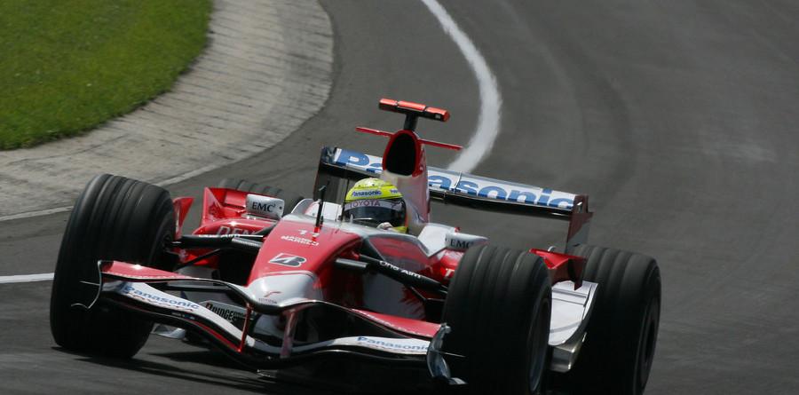 Schumacher fastest on first day of Silverstone test