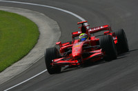 Massa ends Silverstone test on top