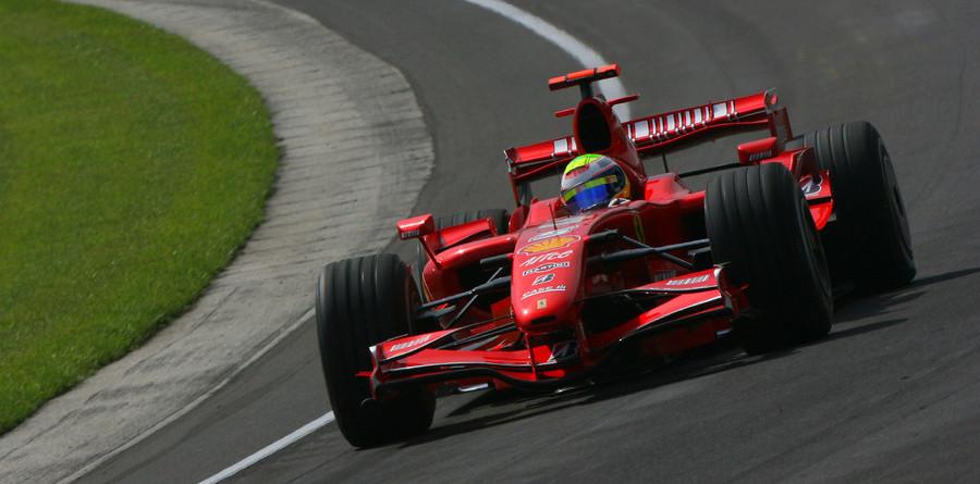 Massa ends Silverstone test on top
