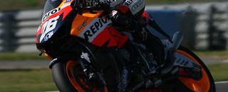 MotoGP Pedrosa on top Friday at Motegi