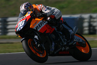 Pedrosa on top Friday at Motegi
