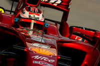 Raikkonen again in Chinese GP last practice