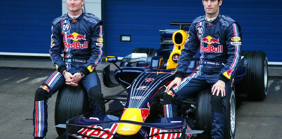 Red Bull brightens up Jerez with launch of RB4