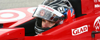 IndyCar Wheldon, Patrick pace field at Homestead testing