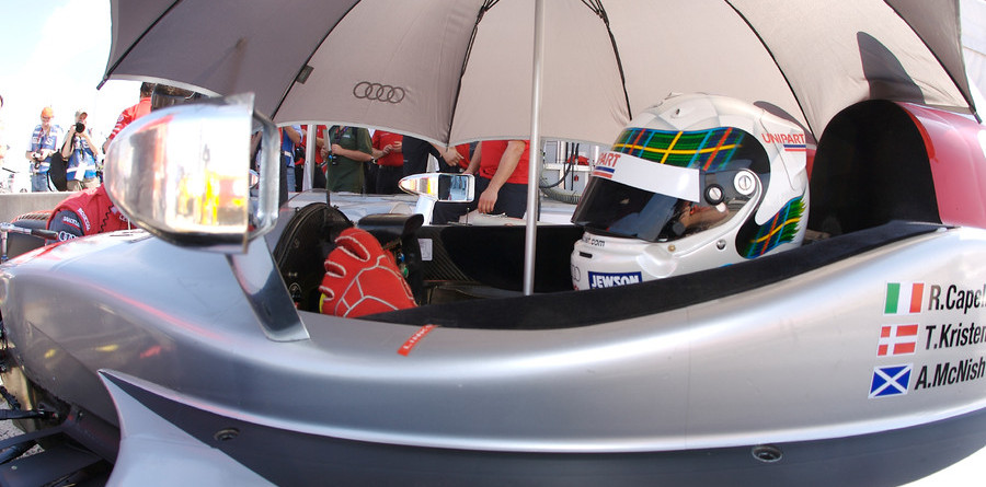 Audi, Peugeot on front row at Sebring