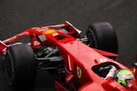 Massa leads Barcelona testers