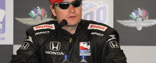 IndyCar Lazier delivers knockout punch on Bump Day