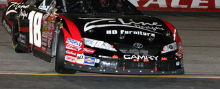 NASCAR XFINITY Kyle Busch sets record with ORP victory