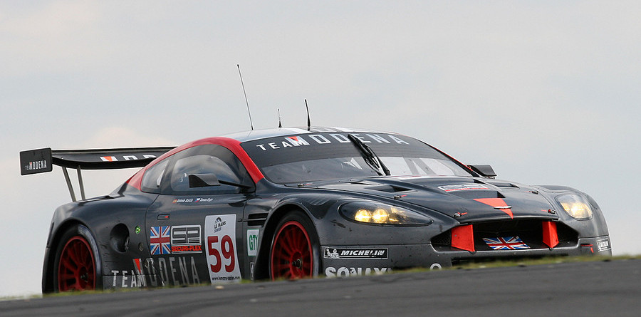 Team Modena moves to GT2, future of GT1 in doubt