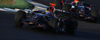 General Testing times for Formula One