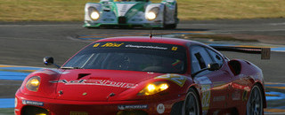 Le Mans Risi Competizione looking for GT2 repeat