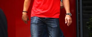 Formula 1 Schumacher back into Ferrari cockpit for Massa