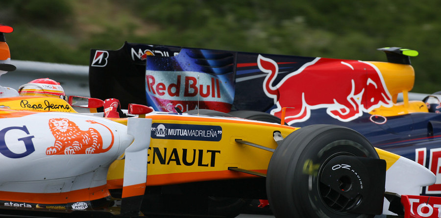 Renault facing the FIA Court of Appeal
