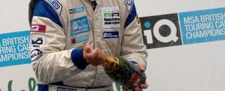 BTCC Jackson continues superb form at Silverstone