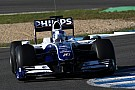 Young driver test kicks off at Jerez (CORRECTED)