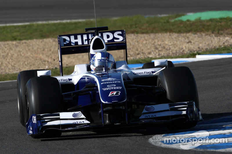 Young driver test kicks off at Jerez (CORRECTED)