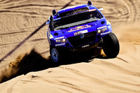 Sainz takes Dakar victory in dramatic finish