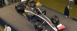 Formula 1 HRT F1 unveils their 2010 contender in Spain