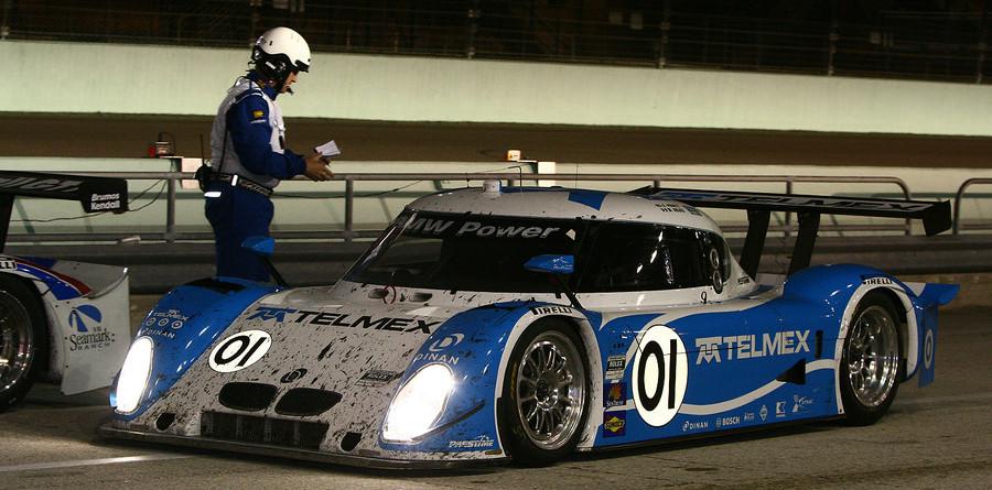 Pruett, Rojas use BMW power to win in Homestead