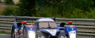 Le Mans Peugeot domination remains in first qualifying