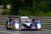 Peugeot domination remains in first qualifying