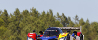 European Le Mans Lapierre scores pole for Peugeot at Portimao