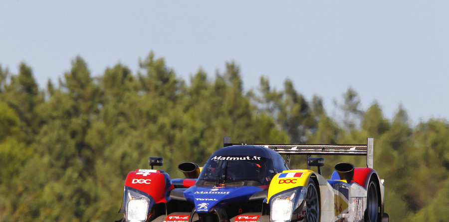 Lapierre scores pole for Peugeot at Portimao