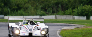 ALMS Graf, Pickett take first overall win at Lime Rock