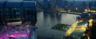 Formula 1 Night spectacle to unfold in Singapore
