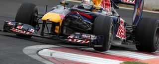 Formula 1 Vettel steals pole in Korea's inaugural Grand Prix