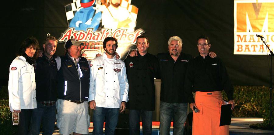 Asphalt Chef: Texan style fundraiser for kids