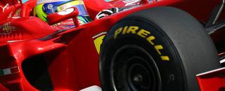 Formula 1 Massa fastest in Pirelli initial testing