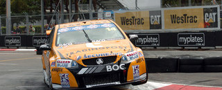 Supercars Bright upstages title contenders in Sydney practice