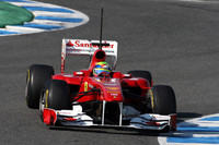 Massa quickest on Day 1 at Jerez