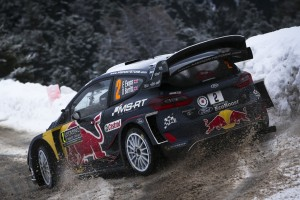 Die unbekannten Helden der Rallye Monte Carlo: Eisspione im Fokus