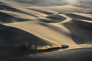 Von Zitzewitz' Dakar-Bilanz: