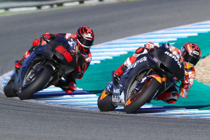 Marquez: Anderer Fahrstil von Lorenzo