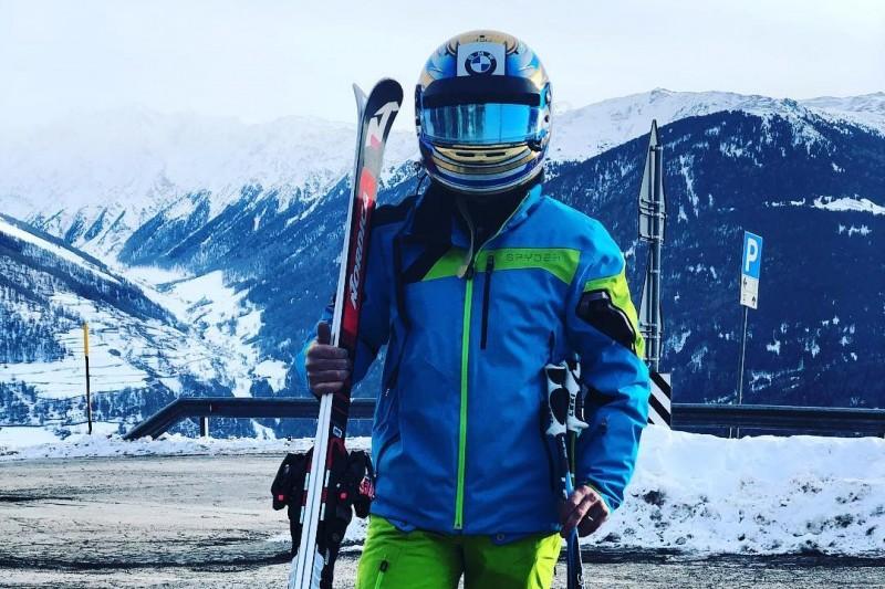 DTM im Winter: Saisonvorbereitung auf Skiern