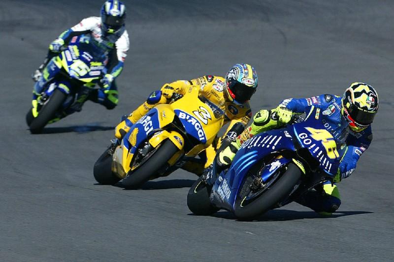 Rossis Erinnerungen an ersten Yamaha-Sieg: