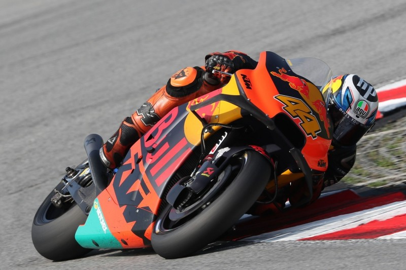 KTM steckt sich hohe MotoGP-Ziele: