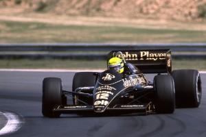 Formel-1-Piloten als