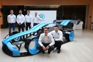 Aston Martin stellt sein DTM-Aufgebot 2019 vor