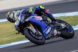 Superbike-Rookie Sandro Cortese mischt zum Auftakt kräftig in den Top 10 mit