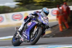Vom Abstellgleis aufs Podium: Marco Melandri bester Yamaha-Pilot