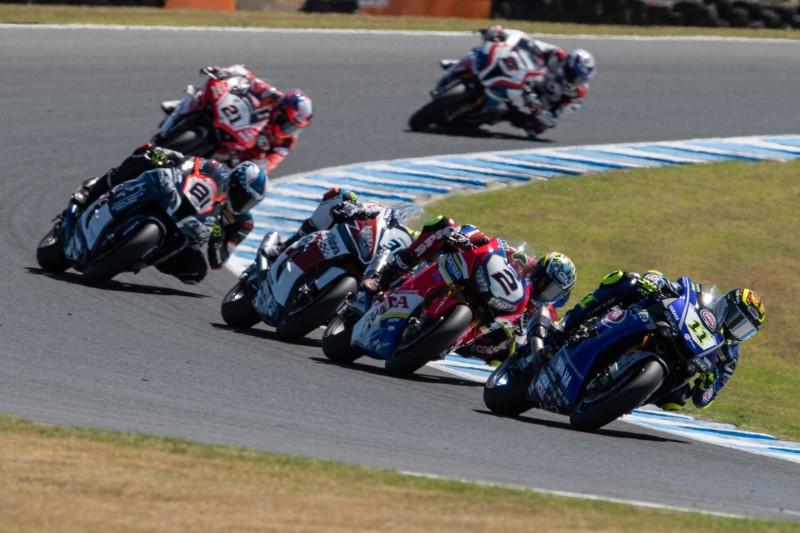 Sandro Cortese mit Superbike-Debüt happy: