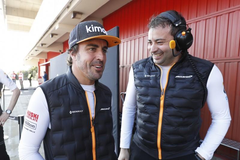 Fernando Alonso: Zu Hause bleiben wäre