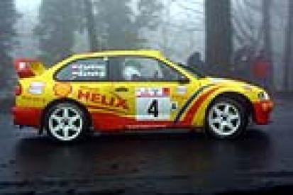 29. Rajd Elmot zakończony - komunikat Shell Helix Seat Sport Polska